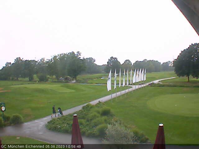 Webcam des GC München Eichenried